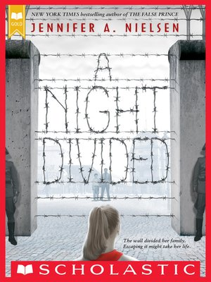 cover image of A Night Divided (Scholastic Gold)