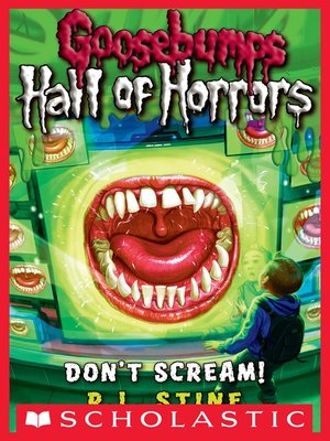 cover image of Don't Scream!