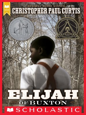 cover image of Elijah of Buxton