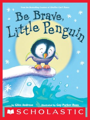 cover image of Be Brave, Little Penguin