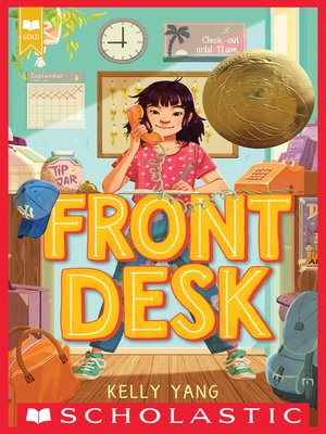 cover image of Front Desk (Scholastic Gold)