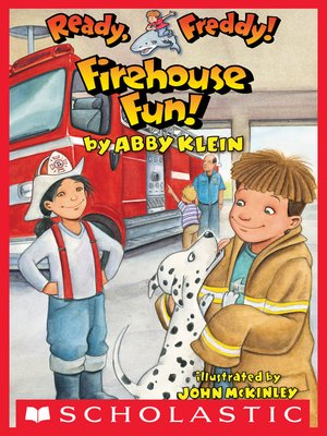 cover image of Firehouse Fun