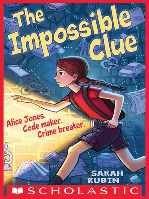 cover image of The Impossible Clue