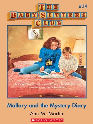 cover image of Mallory and the Mystery Diary