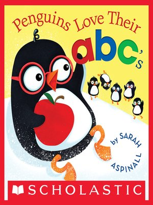 cover image of Penguins Love Their abc's
