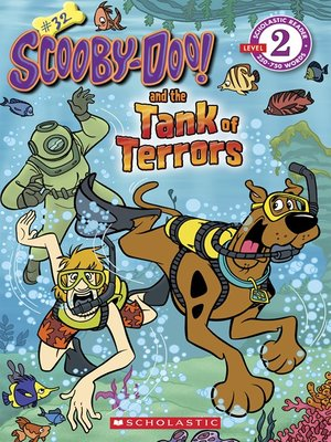 cover image of Scooby-Doo and the Tank of Terrors