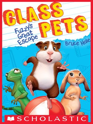 cover image of Fuzzy's Great Escape