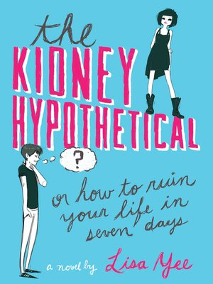 cover image of The Kidney Hypothetical
