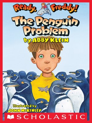 cover image of The Penguin Problem