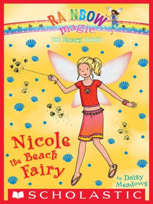 cover image of Nicole the Beach Fairy