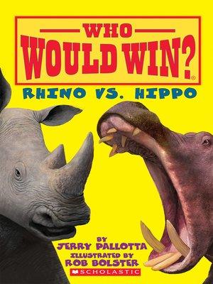 cover image of Rhino vs. HIppo