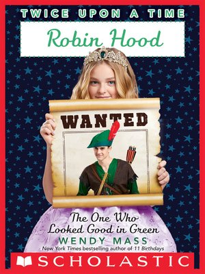 cover image of Robin Hood, the One Who Looked Good in Green