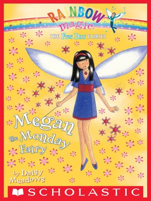 cover image of Megan the Monday Fairy