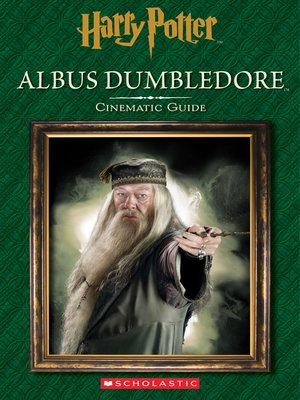 cover image of Albus Dumbledore