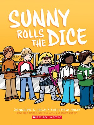 cover image of Sunny Rolls the Dice