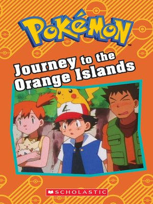 cover image of Journey to the Orange Islands