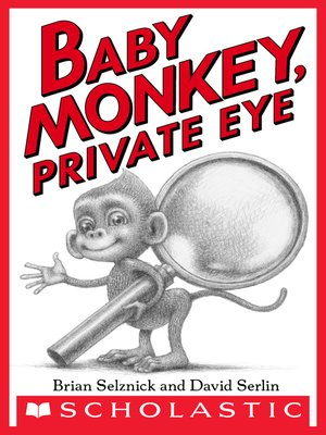 cover image of Baby Monkey, Private Eye