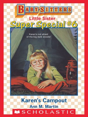 cover image of Karen's Campout