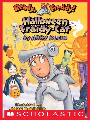 cover image of Halloween Fraidy Cat