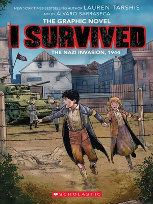cover image of I Survived the Nazi Invasion, 1944