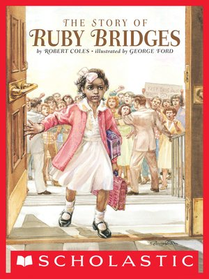 cover image of The Story of Ruby Bridges