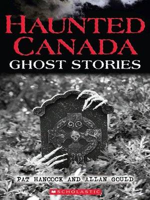 cover image of Haunted Canada