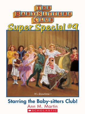 cover image of Starring the Baby-Sitters Club!