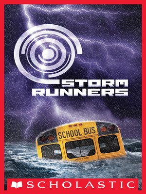 cover image of Storm Runners