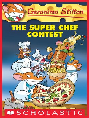 cover image of The Super Chef Contest