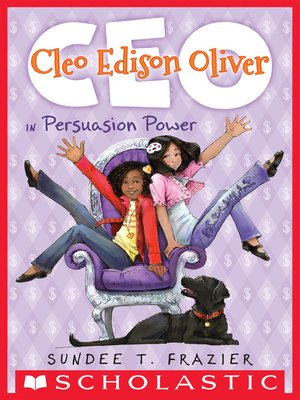 cover image of Cleo Edison Oliver in Persuasion Power