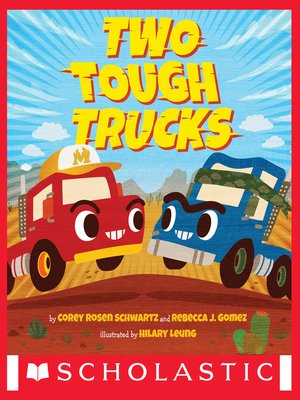 cover image of Two Tough Trucks