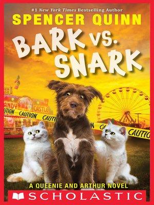 cover image of Bark vs. Snark