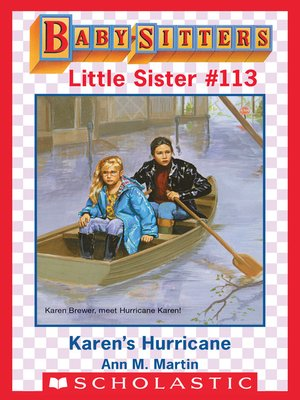 cover image of Karen's Hurricane
