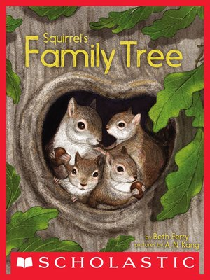 cover image of Squirrel's Family Tree