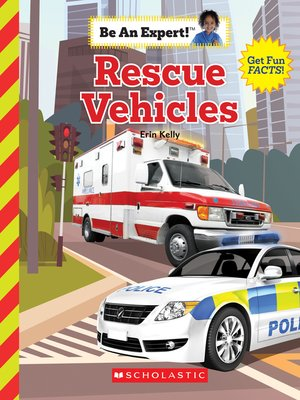 cover image of Rescue Vehicles
