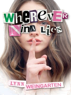 cover image of Wherever Nina Lies