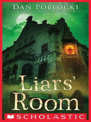 cover image of Liars' Room