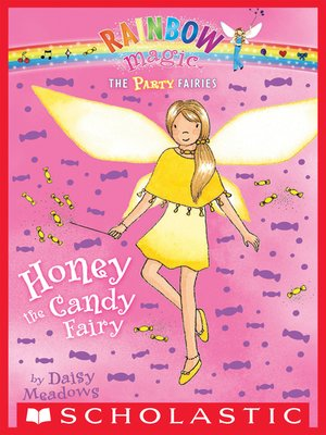 cover image of Honey the Candy Fairy