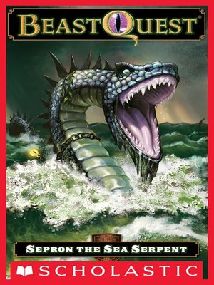 cover image of Sepron the Sea Serpent