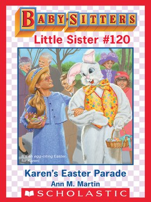 cover image of Karen's Easter Parade