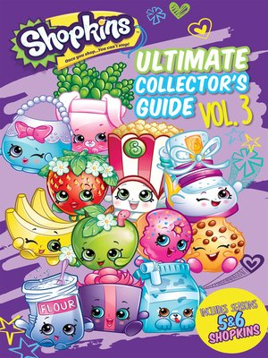 cover image of Ultimate Collector's Guide, Volume 3