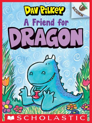 cover image of A Friend for Dragon