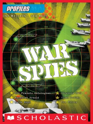 cover image of War Spies