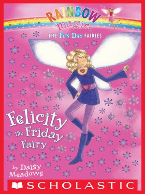cover image of Felicity the Friday Fairy
