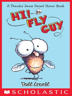 cover image of Hi, Fly Guy!