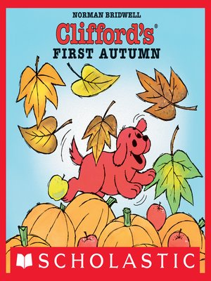 cover image of Clifford's First Autumn