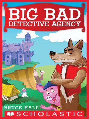 cover image of Big Bad Detective Agency