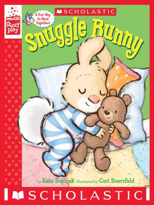 cover image of Snuggle Bunny