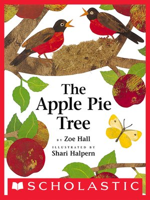 cover image of The Apple Pie Tree