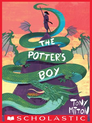 cover image of The Potter's Boy